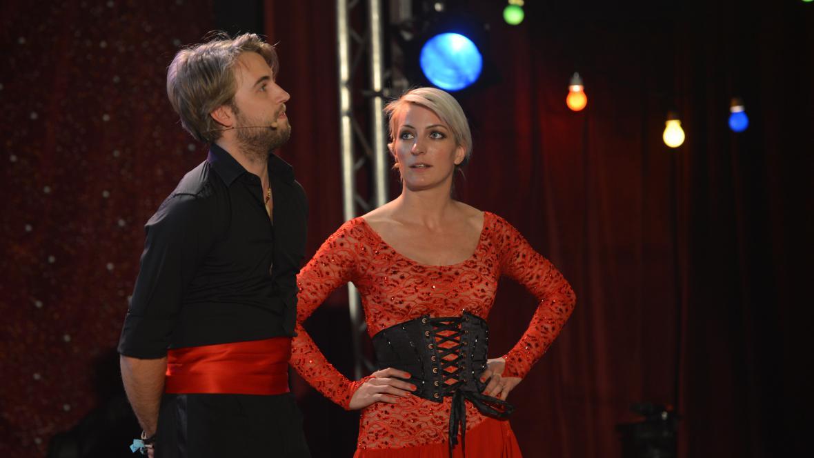 Anna Polívková a Michal Kurtiš