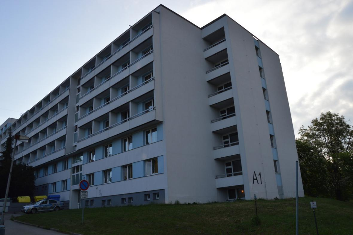 Vysokoškolské koleje Vinařská