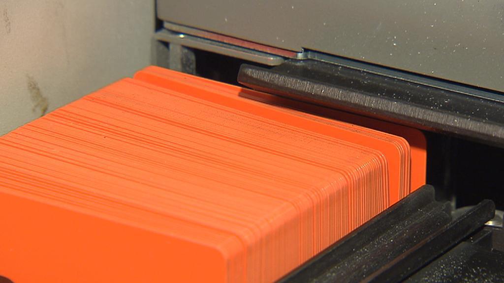 Karty před zahájením výroby