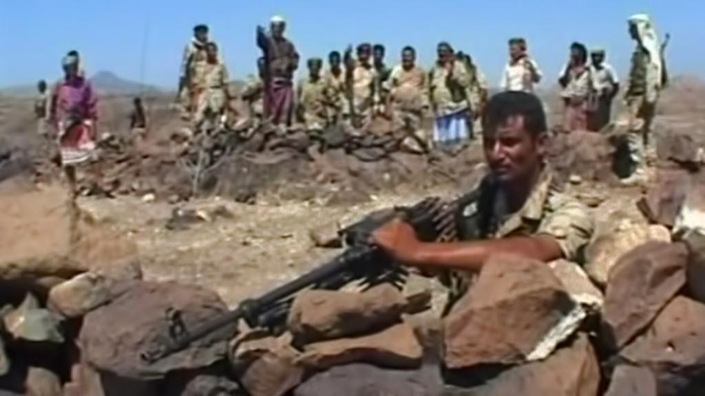 Protiteroristická operace jemenské armády
