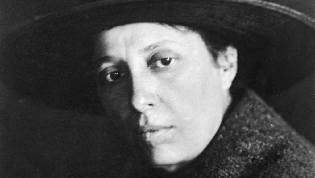 Alice Masaryková na snímku Františka Drtikola