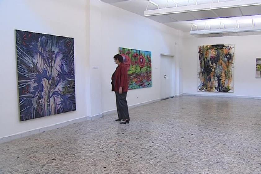 Výstava Banzai, Mistře! v blanenské galerii