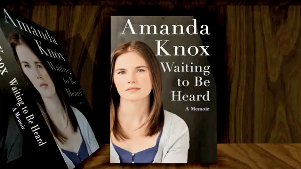 Kniha Amandy Knoxové