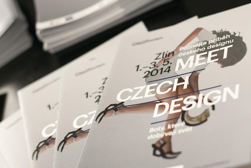 Přehlídka Meet Czech Design ve Zlíně