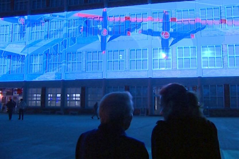 Videomappingový festival ve Zlíně