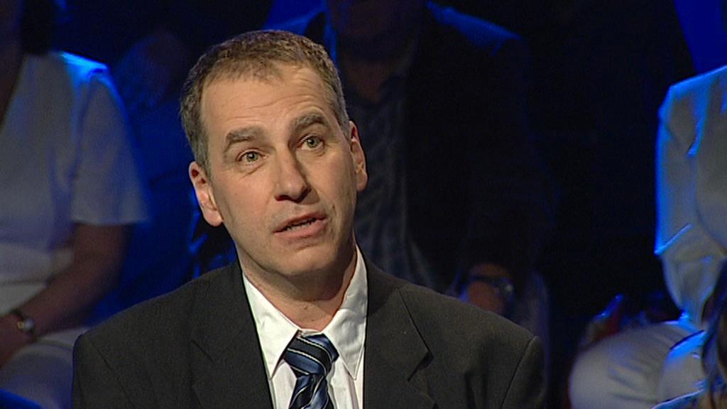 Lídr evropské kandidátky TOP 09 Luděk Niedermayer