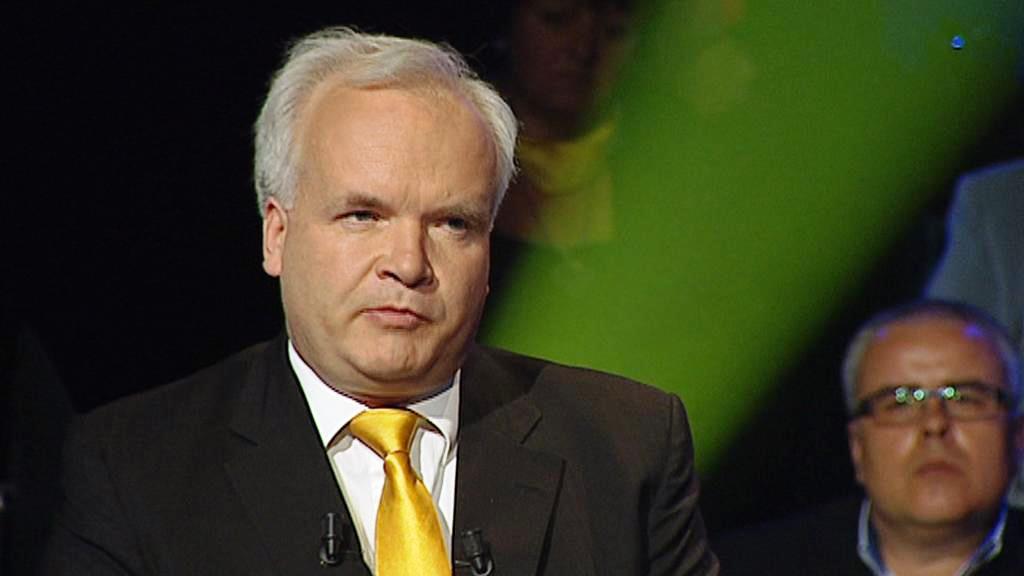 Lídr lidovecké kandidátky pro eurovolby Pavel Svoboda