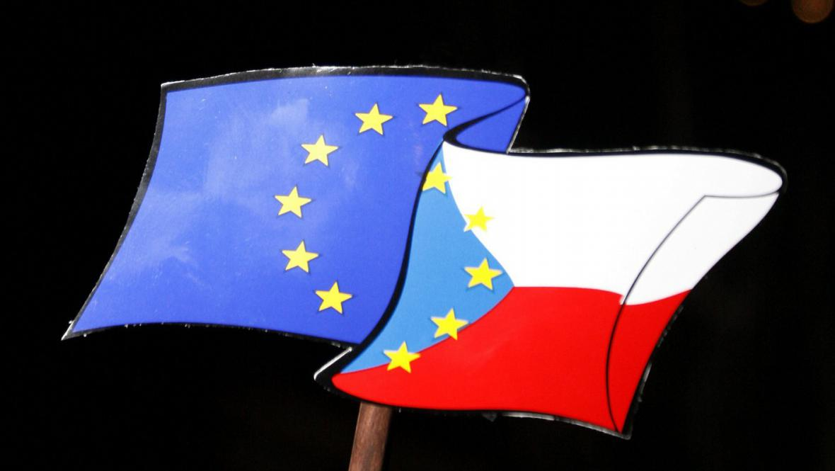 Češi a EU