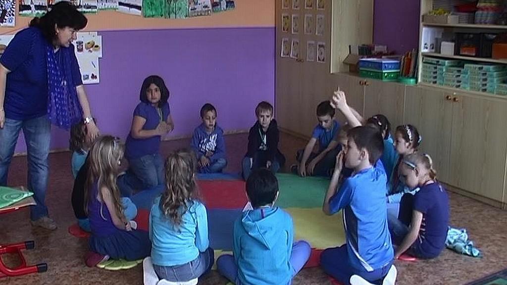 Děti se seznamují s autismem