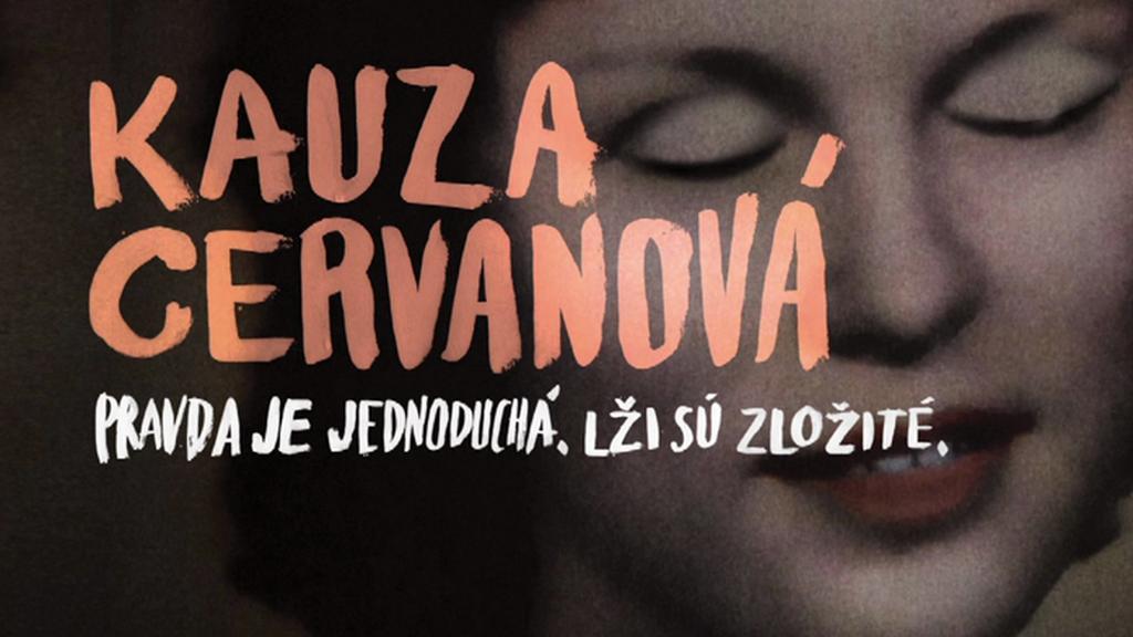 Dokument o Ludmile Cervanové