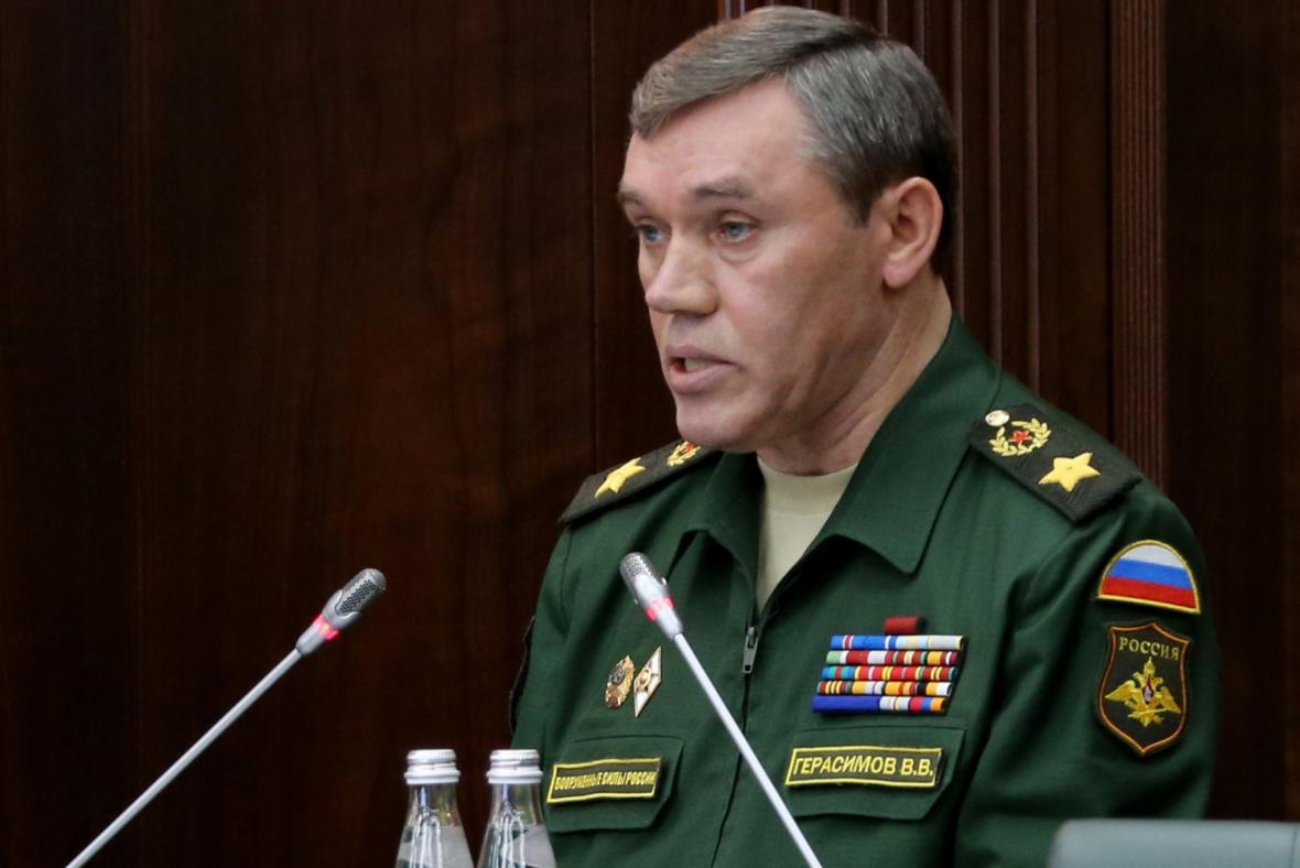 Valerij Gerasimov