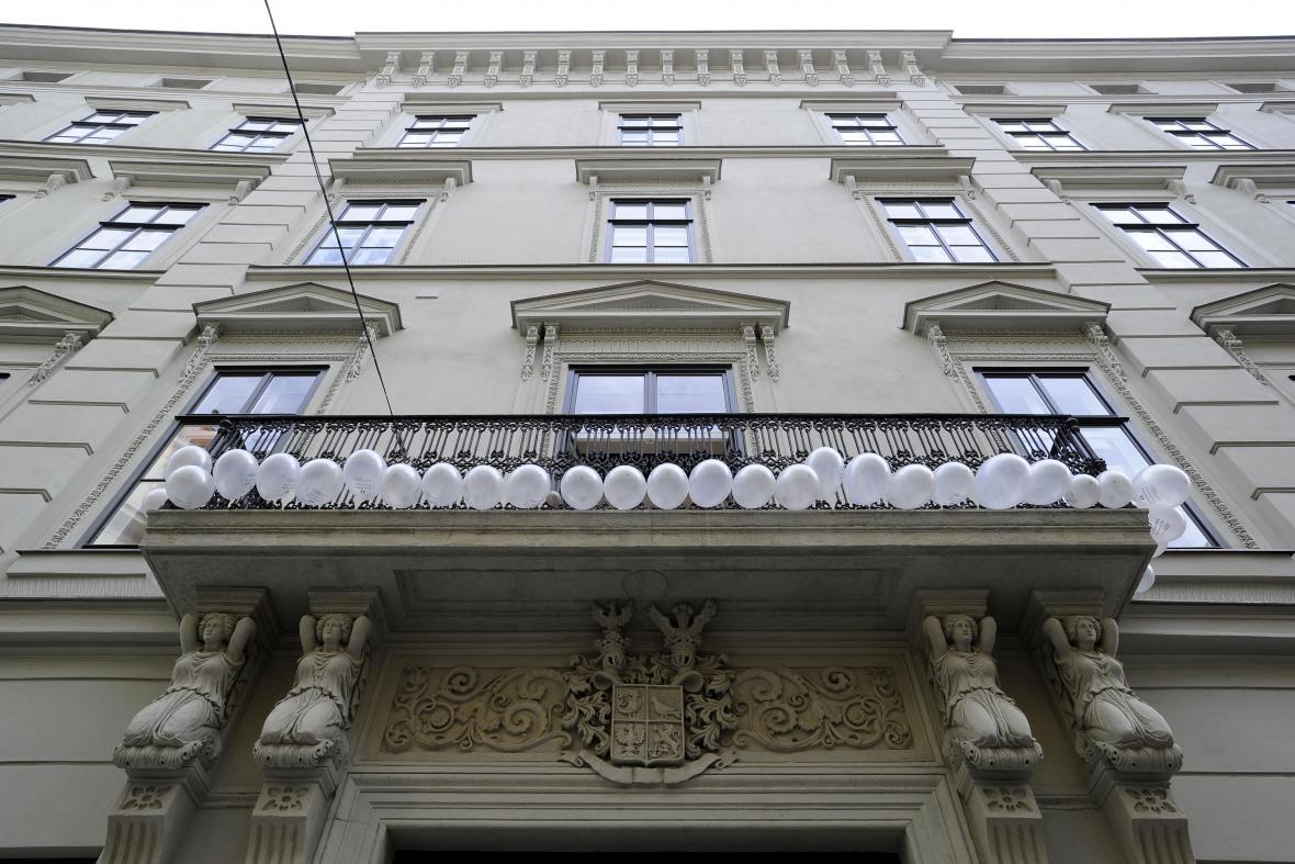 Palác Chlumeckých