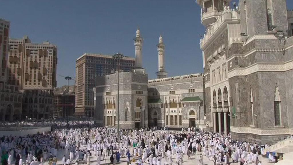 Muslimská pouť do Mekky