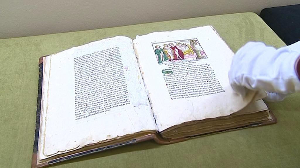 Prvotisk Boccacciovy knihy o ženách