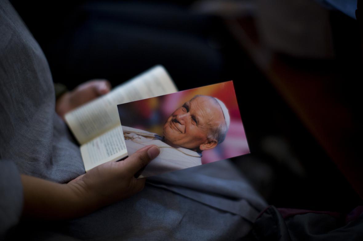 Svatořečení Jana Pavla II.