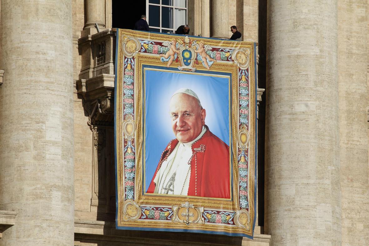 Svatořečení Jana XXIII.