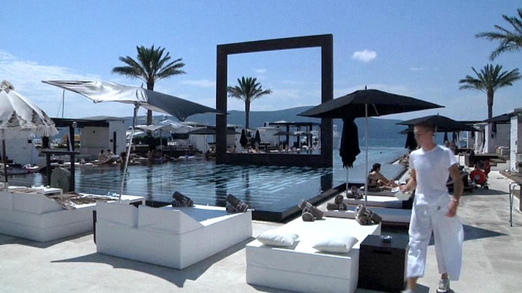Luxusní resort