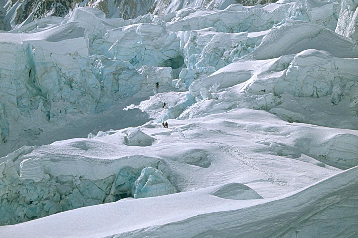 Ledopád Khumbu