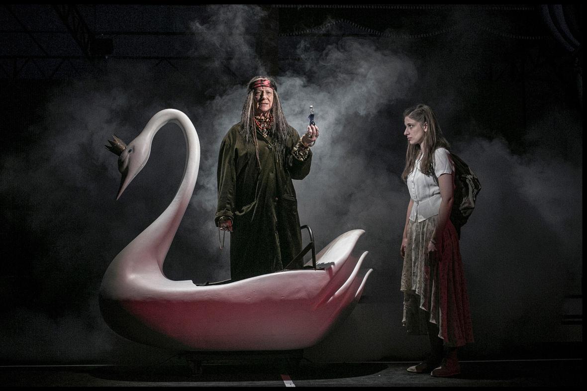 Romeo a Julie v Klicperově divadle