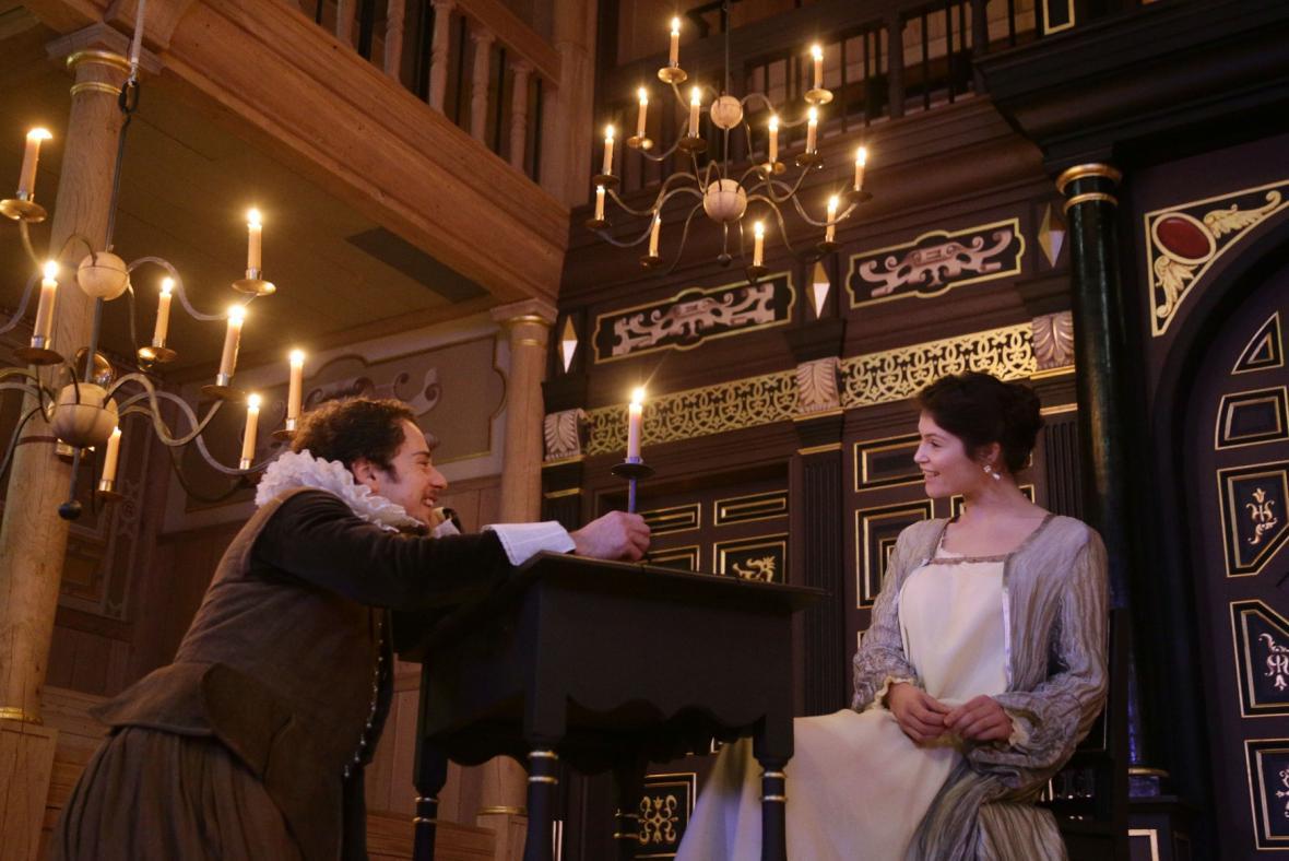 Nová scéna divadla Globe