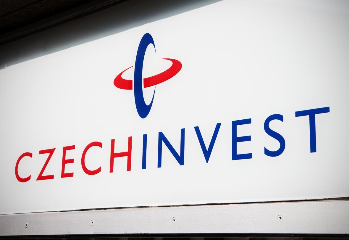 Logo CzechInvestu