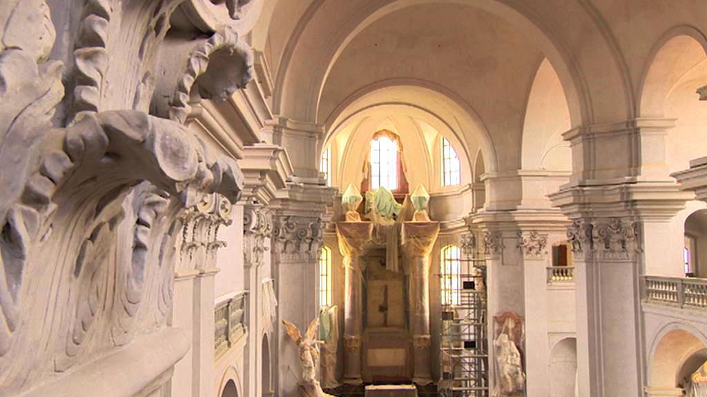 Chrám Nalezení sv. Kříže v Litomyšli