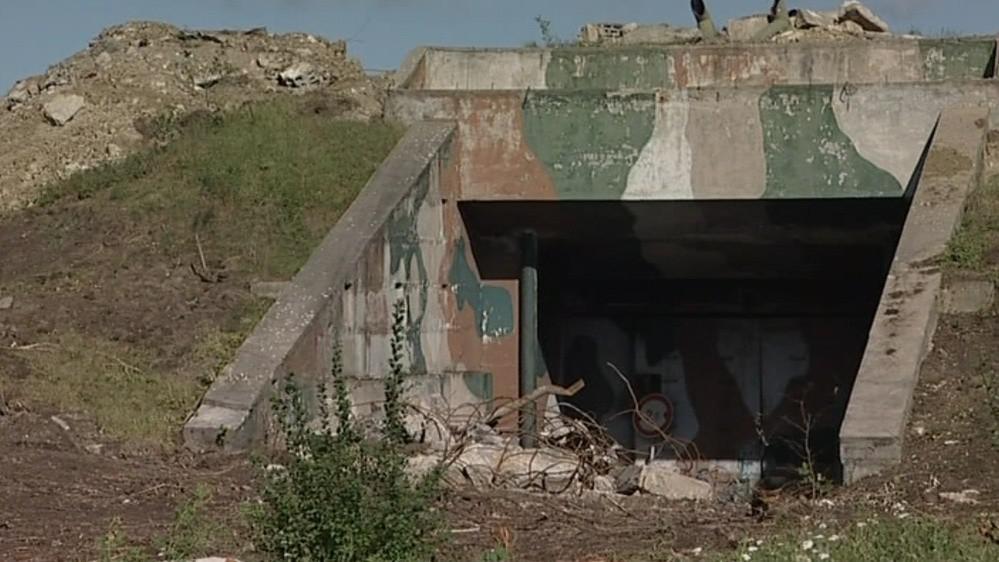 Vojenské bunkry z 80. let