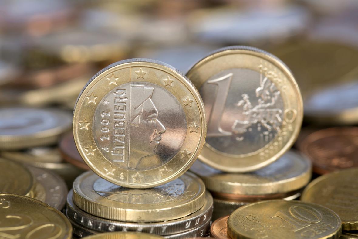 Lucemburské euro