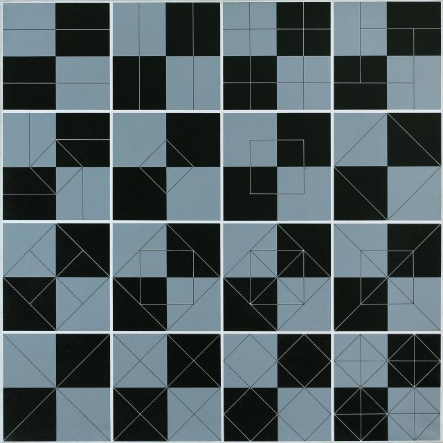Výzkum čtverce (pozitivně-negativně)