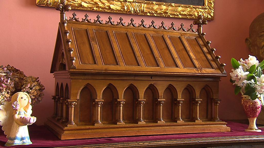 Nový relikviář pro ostatky sv. Vojtěcha