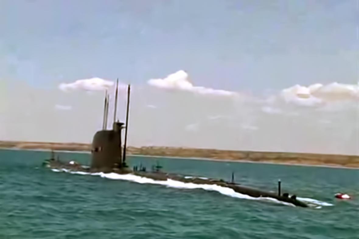 Ponorka Zaporižžja