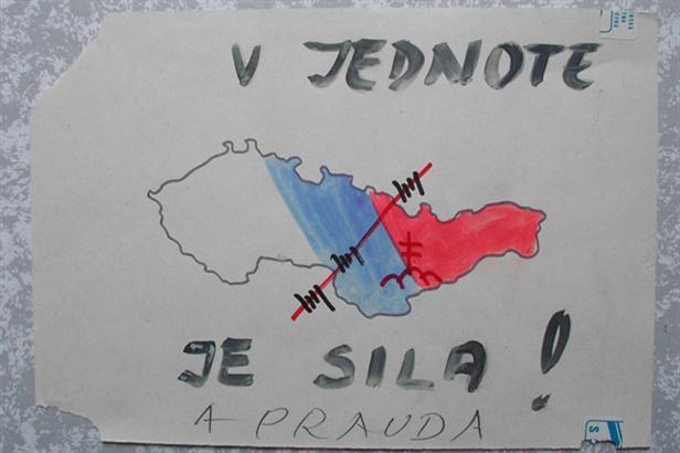 (Ne)rozdělování Československa