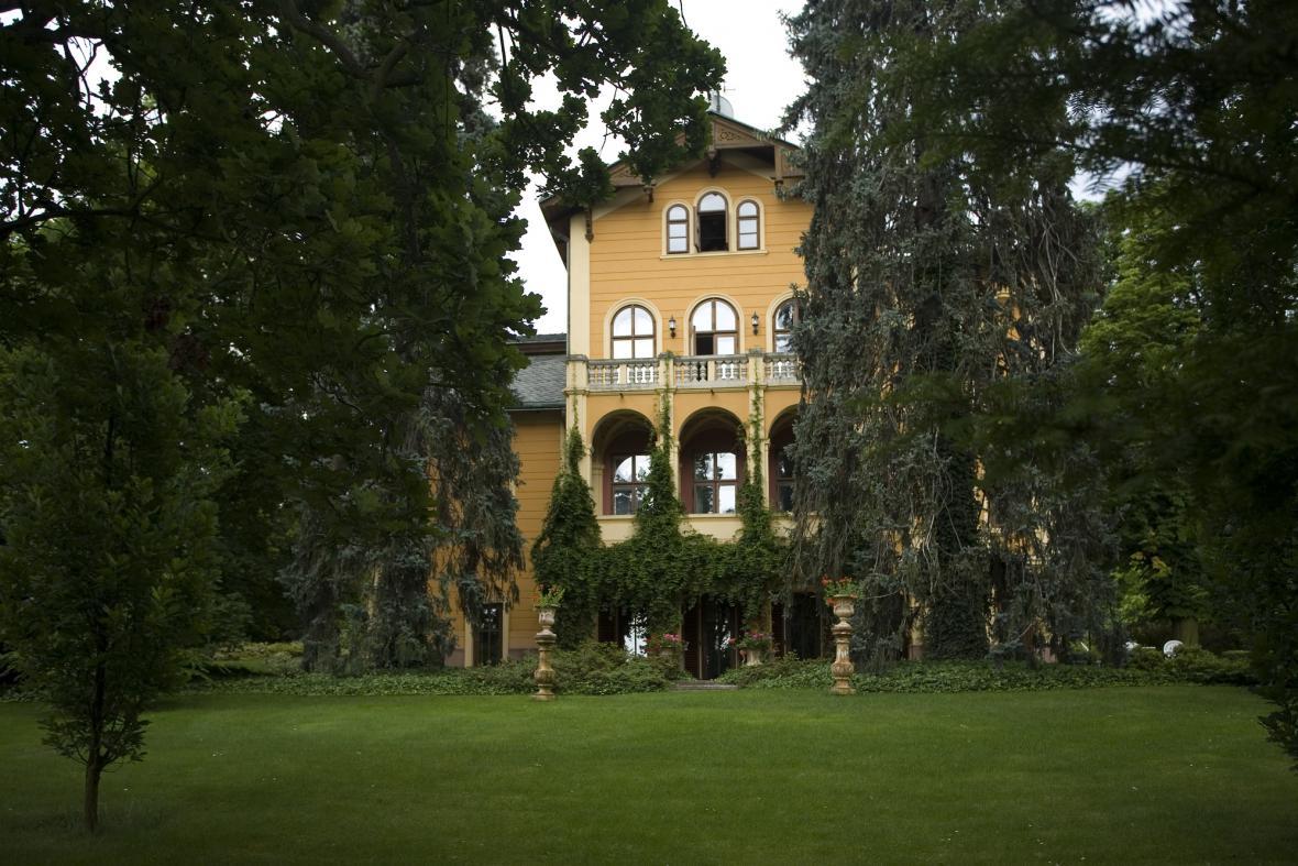 Vila Jana Štěpánka