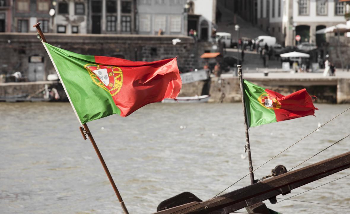 Portugalská vlajka