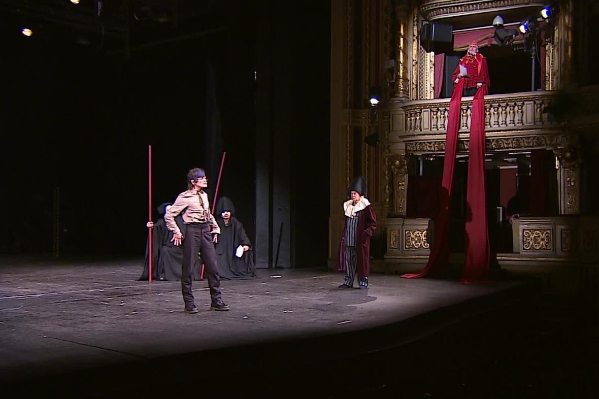 Othello v Národním divadle Brno