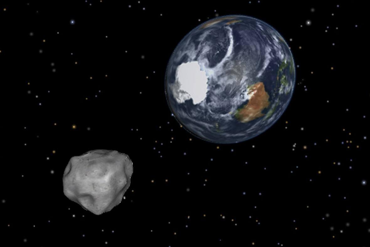 Zemi ohrožují asteroidy