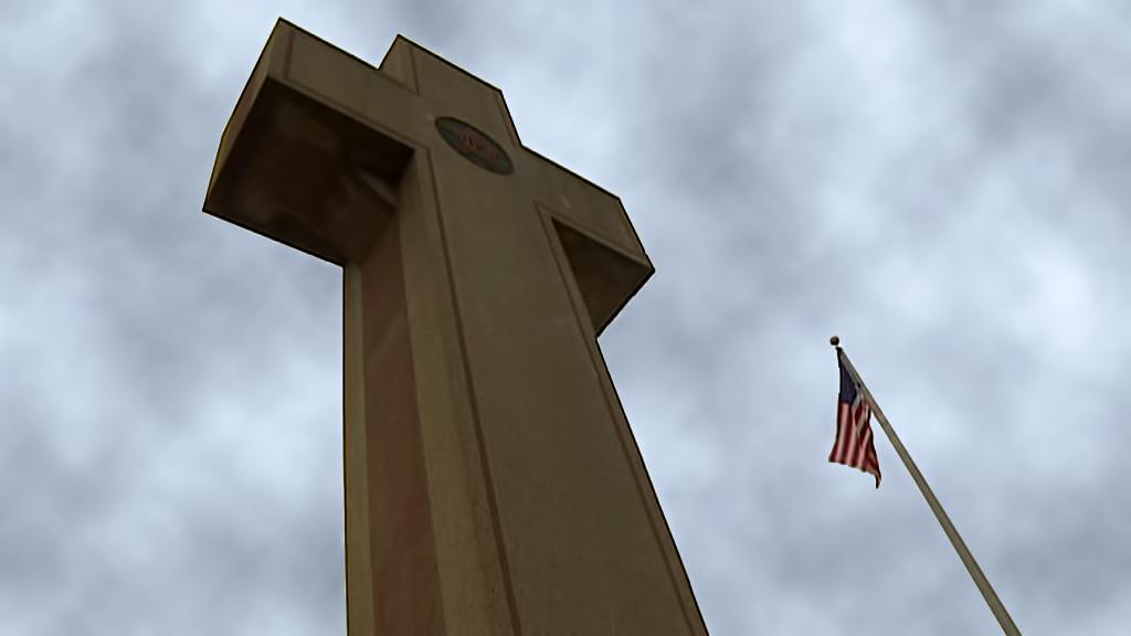 Kříž míru v Bladensburgu