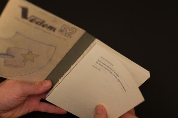 Sbírka básní Hanuše Hachenburga