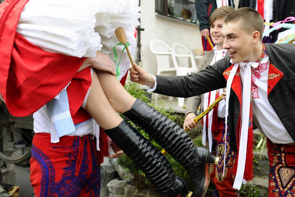Velikonoční zvyky na Břeclavsku