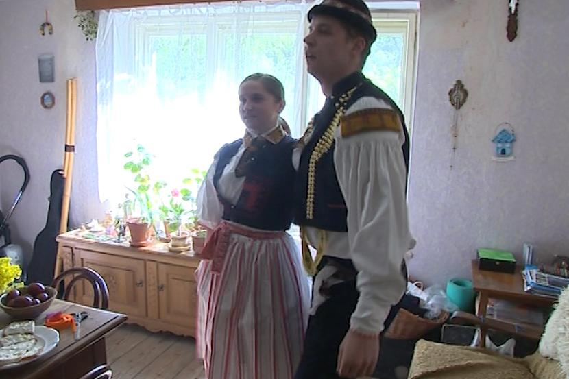Tradiční zvyky na východě Moravy
