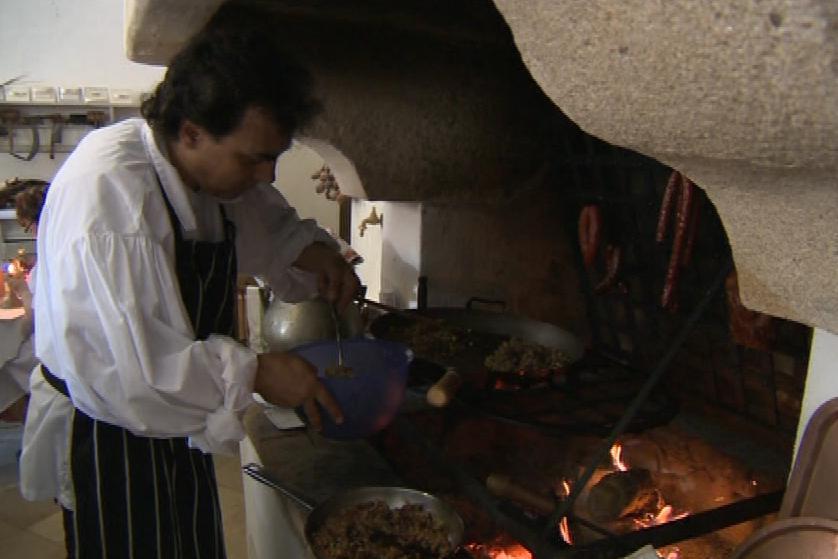 Hradní kuchyně prošla před šesti lety rekonstrukcí
