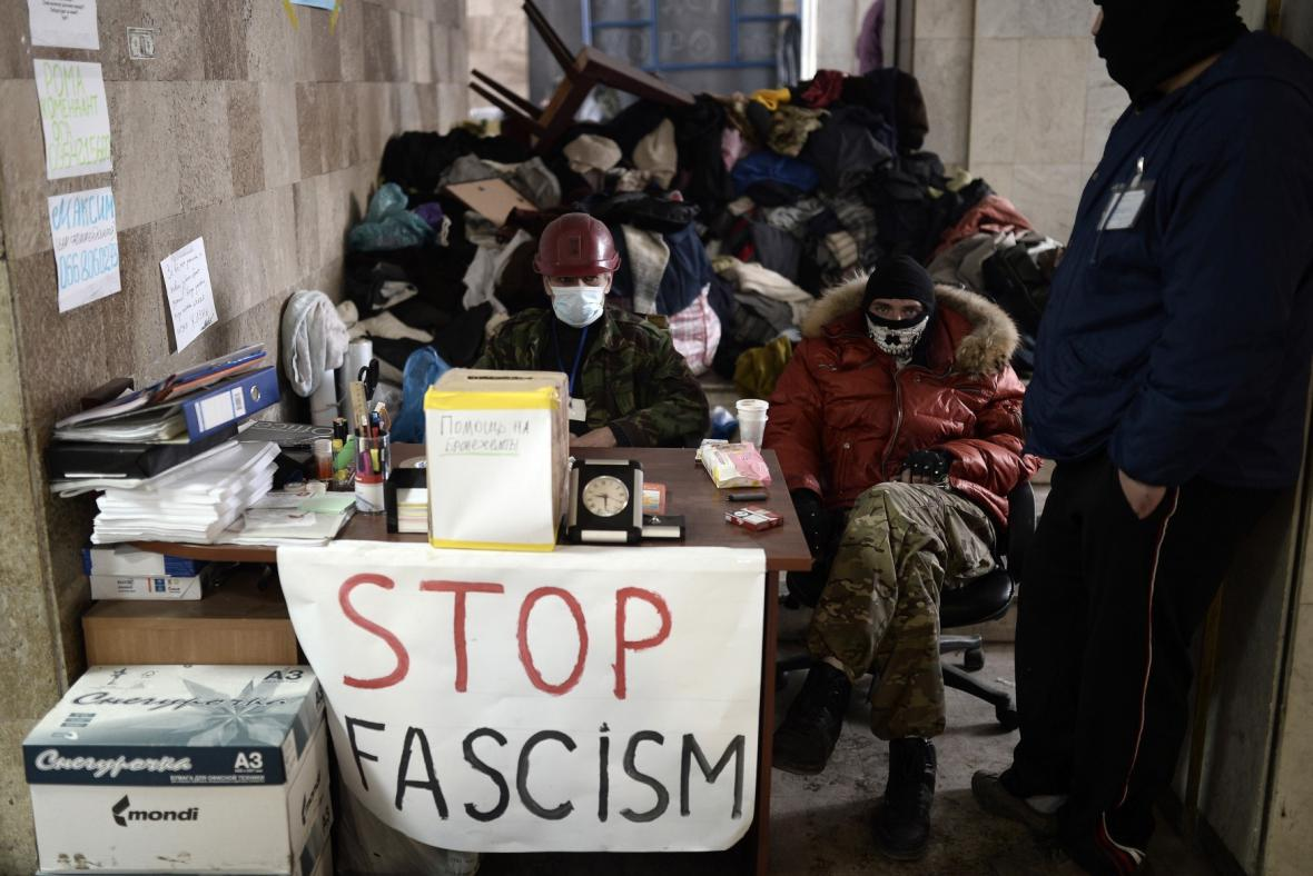 Protivládní protesty v Doněcku