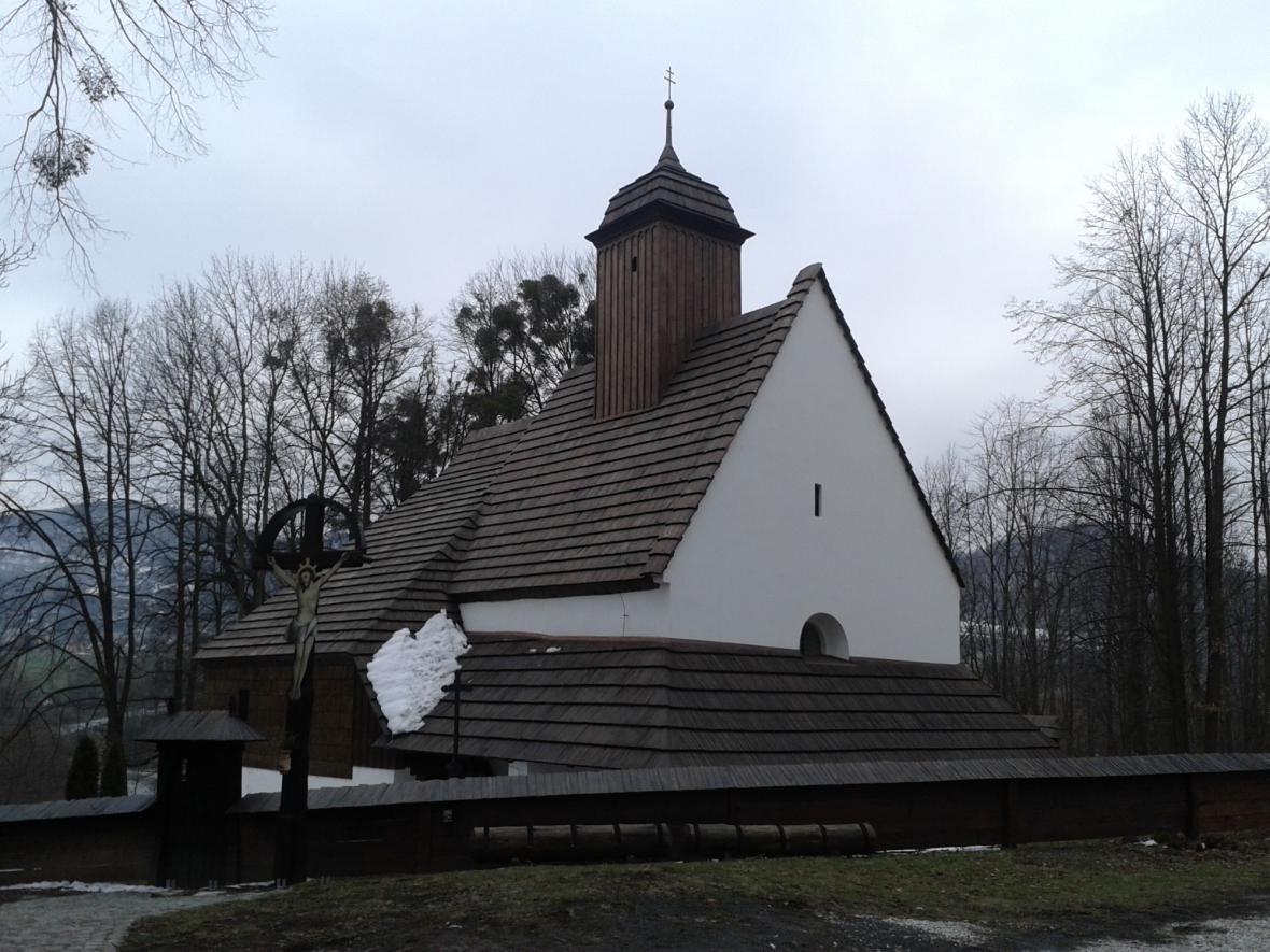 Kostel sv. Kateřiny u Štramberku