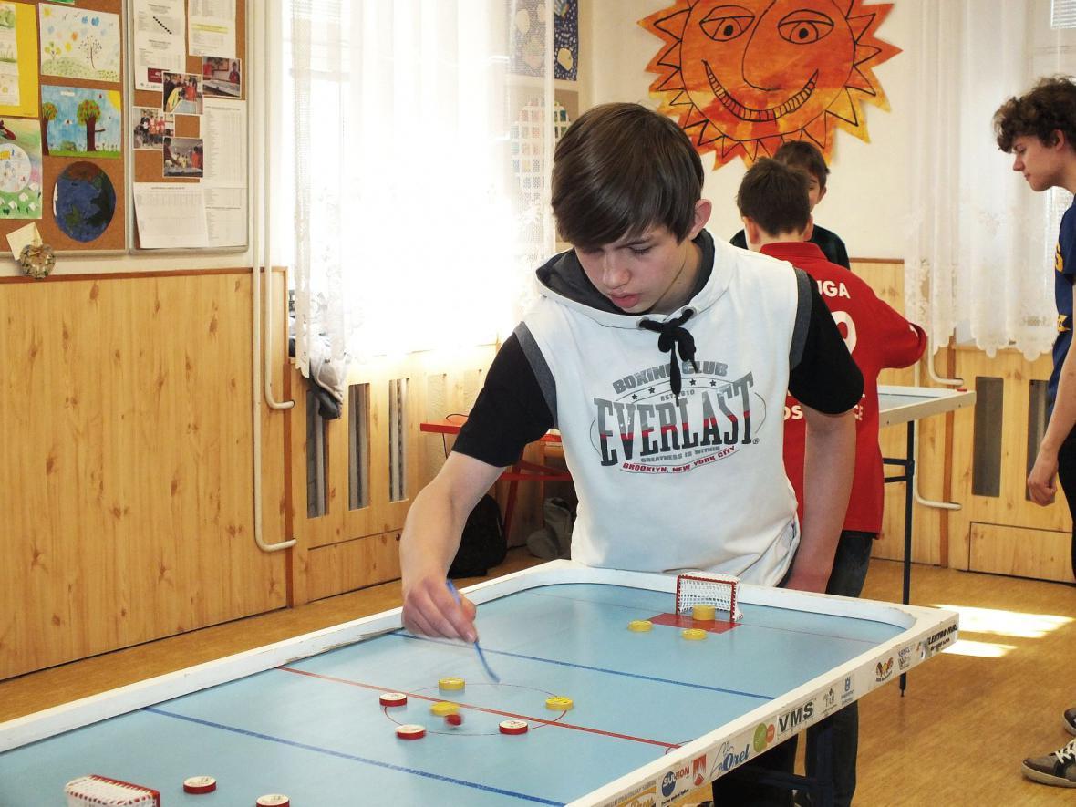 Turnaj žáků ve šprtci