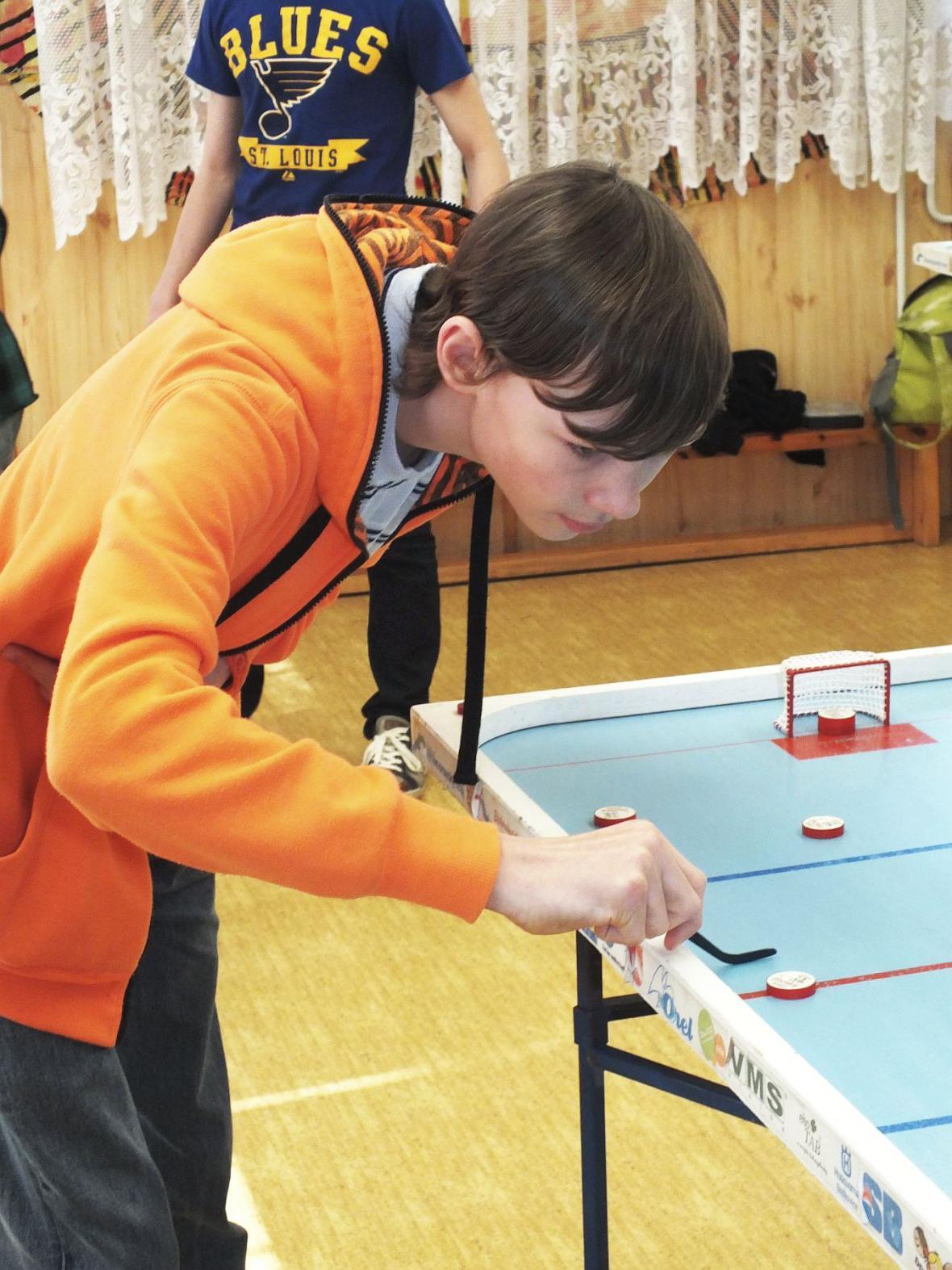 Boskovický turnaj žáků ve šprtci