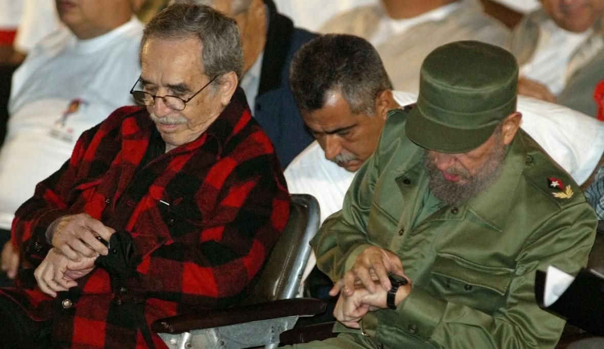 Gabriel García Márquez a Fidel Castro