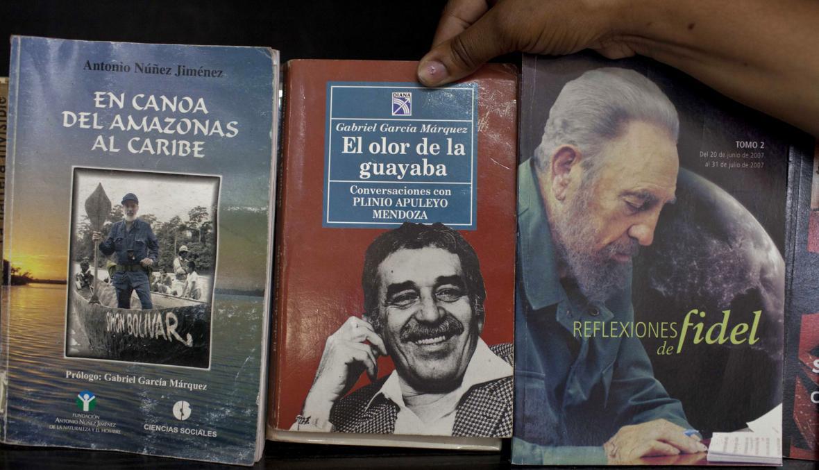 Knihy Gabriela Garcíi Márqueze