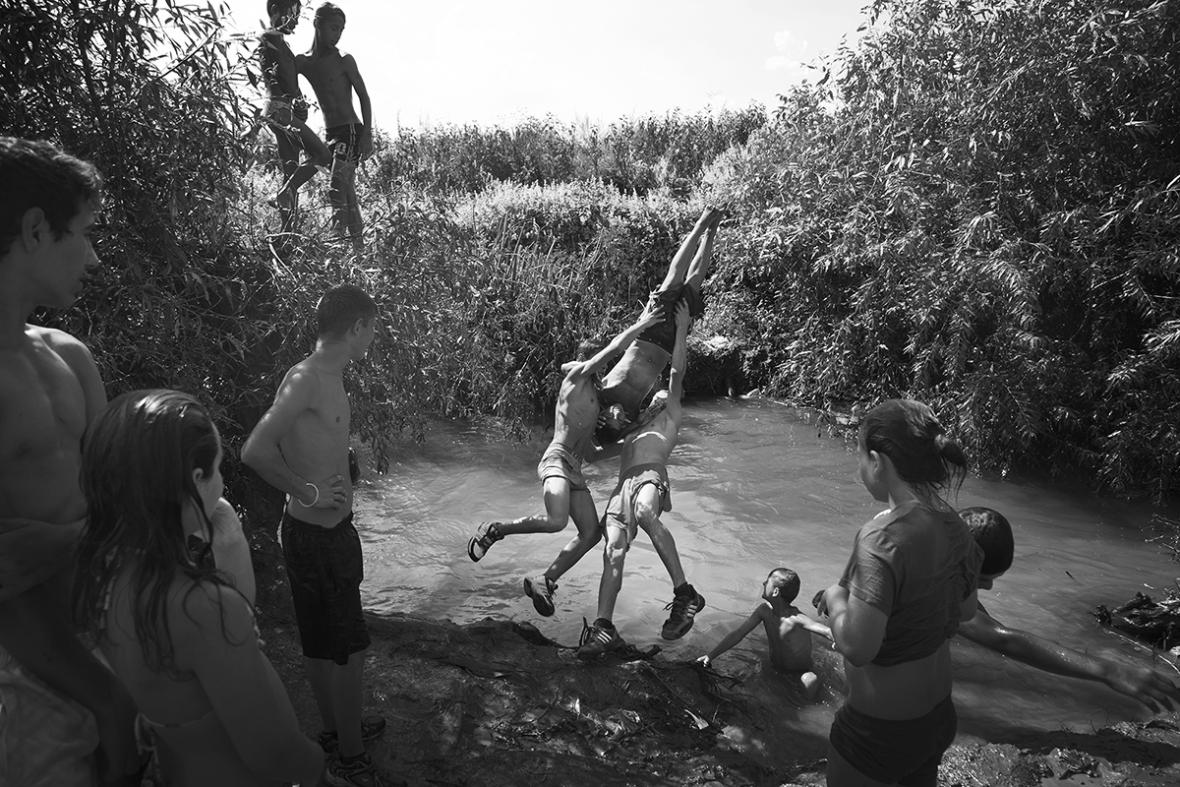 Kieran Kesner / Roma (Gypsies)