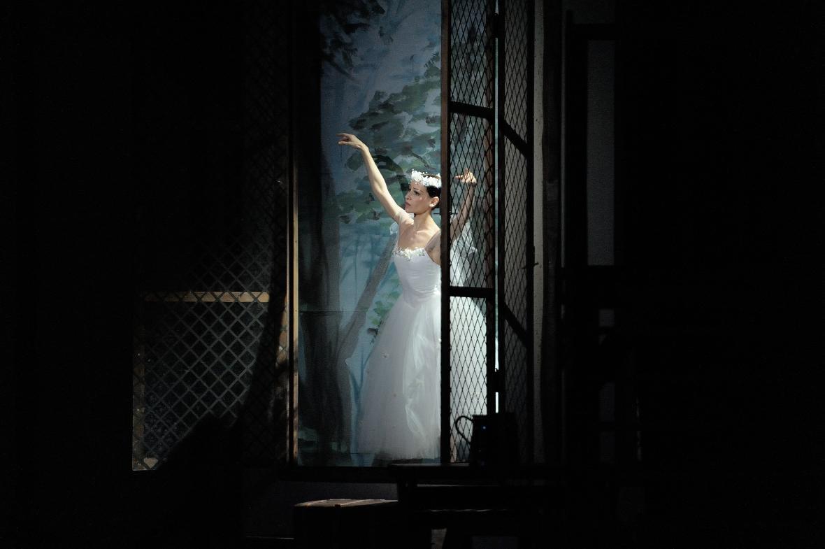 Balet La Sylphide