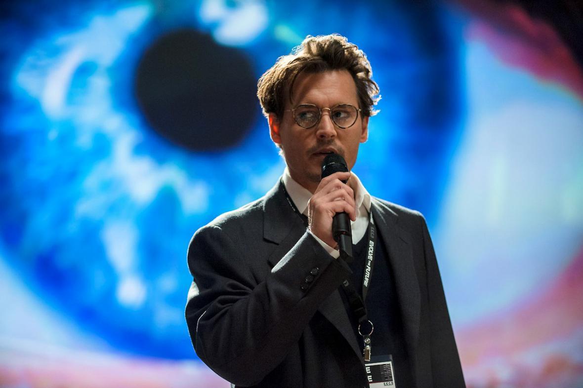 Transcendence / Johnny Depp